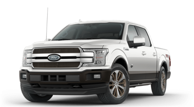 2020 Ford F-150 King Ranch SuperCrew 4x4 5.5 ft SB Pickup Truck